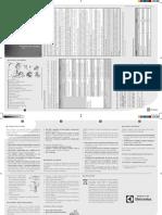 Manual Electrolux Aspirador Lit11