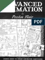 Preston Blair - Advanced Animation