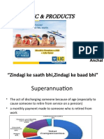 lic products