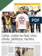 Lima, como no hay otra