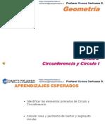 7_Circunferencia y circulo I www.MasParticulares.cl