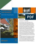 Spaziergang Krankenhagen Uchtdorf