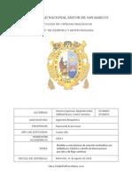 Informe Cinetica Enzimatica Biorreactores