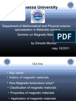 magnetic materials