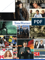 2009 Time Warner Annual Report