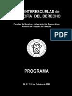 EL PROGRAMA - VII IFD - 2021