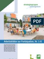 Arbeitsblätter zur Partizipation