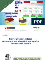 EXP. 8 - ACT. 7 - 1RO y 2DO - EXPERIENCIA 8