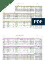 Emploi Du Temps Automne 2021 22 ING S1 S3 S5