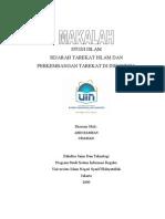 STUDI+ISLAM+(Tarekat+Islam)