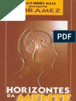 Horizontes da Mente - Miramez - João Nunes Maia