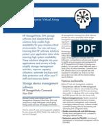 HP-EVA - StorageWorks-EVA-Software