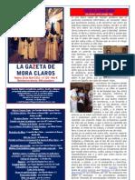 La Gazeta de Mora Claros nº 112 - 15042011