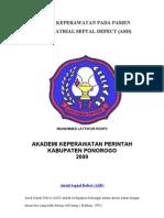 ASKEP Atrial Septal Defect