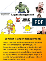 Anger Management!
