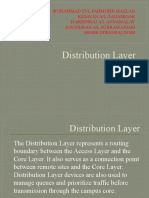 Distribution Layer