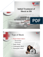 Initial Treatment of Shock in ER2