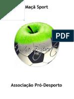 Maçã Sport - Publicidade 2010