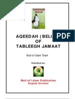 Aqeeda of Tableegh Jamaat--Najdi Shaitan.
