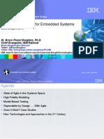 Embedded Agile keynote