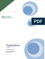 Analisis pygmalion