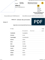 Niveau 12 - Acheter des provisions - Italien 2 - Memrise