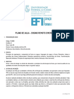 [EF1 DES] PLANO DE AULA 2021-1