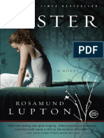 Sister by Rosamund Lupton - Excerpt