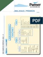 A_R5_Divisibilidad, Primos