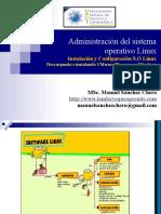 Instalación y Configuración S.O Linux - Descargando e instalando VMware Player para Windows