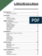 Motec M4_M48_M8_Manual_A5