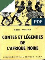 Contes Et Légendes de LAfrique Noire by Vallerey, Gisèle (Z-lib.org)