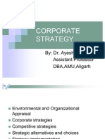 Presentation on Strategic Management (2)(2)