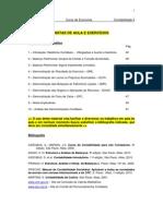 Contabilidade II Notas de Aula e Exercicios