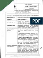 Proceso Ordinario de Responsabilidad Daniel Quintero Calle