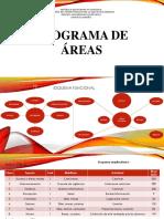 PROGRAMA DE ÁREAS