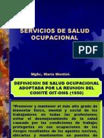 Servicios de Salud Ocupacional y Ambiental