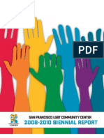 SF LGBT Community Center 2008-2010 Biennial Report