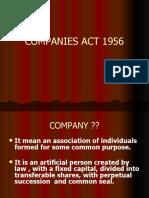 Company act 1956_ami