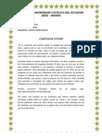 Análisis del programa Camtasia Studio