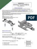 Redutor Com Engrenagens Helicoidais- Dimensionamento