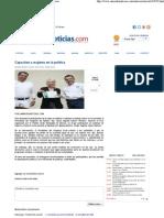 16-04-11 Capacitan a mujeres en la política - Uniradio Noticias
