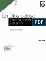 149 Un Dios Celoso - Bernard Renaud