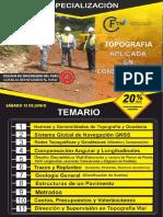 Información - Topografia Aplicada en Construcciones Viales_2020