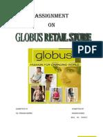 Globus Retail Store