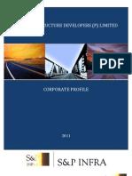 CORPORATE PROFILE 2011 - S&P Infrastructure