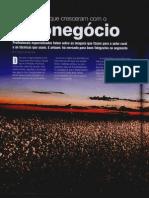 Foto agronegócio e enquadramento