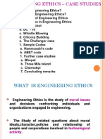 Engineering Ethics & cases