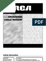 RCA Modem Guide