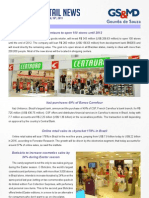 Brazilian Retail News, April, 18th, 2011